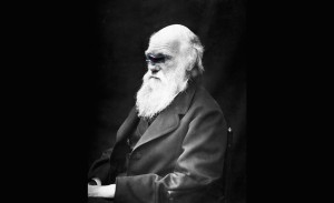 Charles Darwin, father of evolution... and cylons
