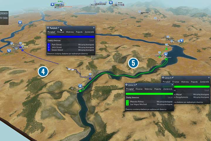 Phoenix (4) - Mission 5 - Air Mail Scandal   The USA Campaign - The USA Campaign - Transport Fever Game Guide