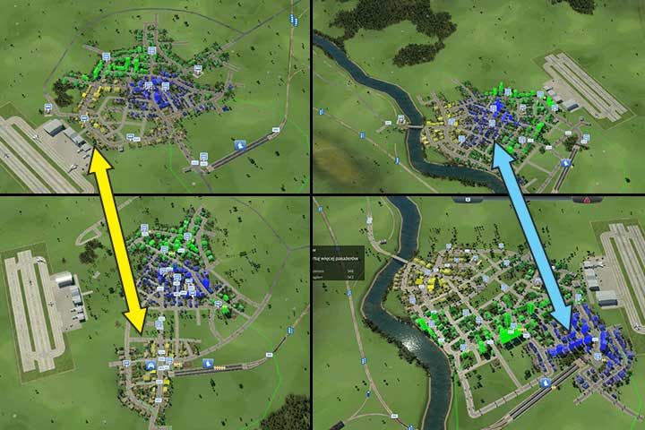 Clever demolition will help you control the citys development and distribution of population. - Mission 6 - Cutting-edge Technology | European Campaign - European Campaign - Transport Fever Game Guide