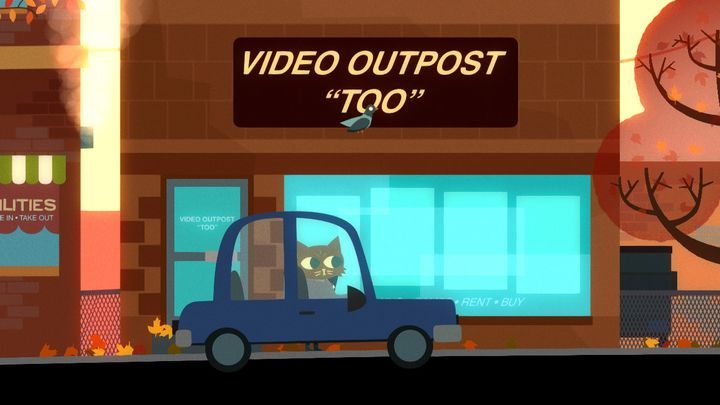 Angus is not at work, so you will have to go to his place. - Chapter 1 | Walkthrough - Walkthrough - Night in the Woods Game Guide