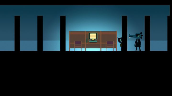 Find the computer in the blue room. - Chapter 3 | Walkthrough - Walkthrough - Night in the Woods Game Guide