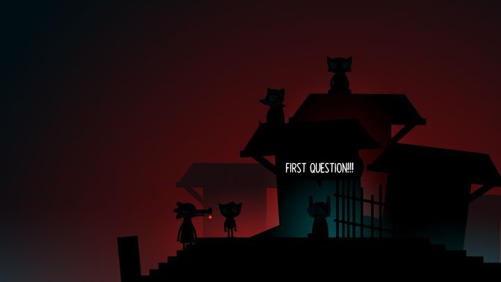 Answer the questions in accordance with your own conscience. - Chapter 3 | Walkthrough - Walkthrough - Night in the Woods Game Guide