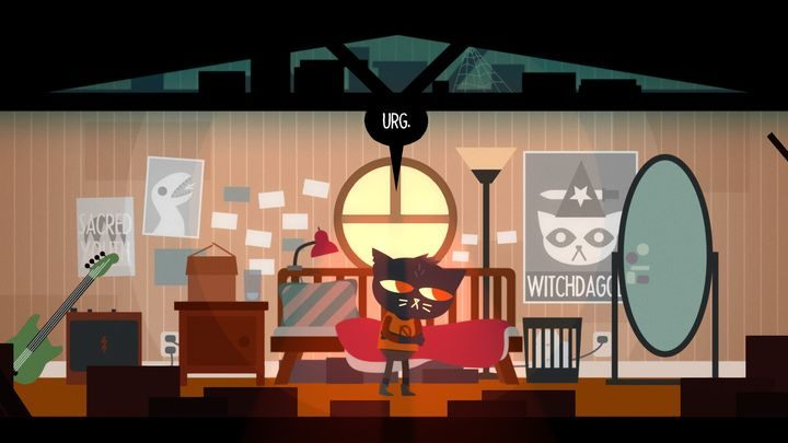 After you wake up, you will feel the urge to meet with Gregg. - Chapter 4 | Walkthrough - Walkthrough - Night in the Woods Game Guide