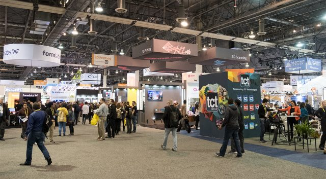The 3D printer marketplace was as large as ever at CES 2017